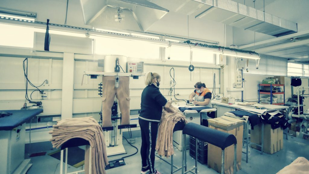 Ethical  Sustainable Clothing Manufacturing