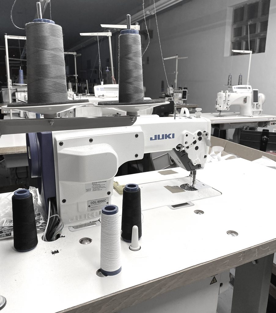 ethically factory for clothes /  T-shirts pants , denim , jackets