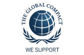 The Global Compact - A UN initiative to encourage business worldwide to adopt sustainable and socially responsible policies.